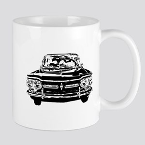 Early Corvair Mugs