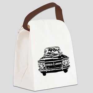 Early Corvair Canvas Lunch Bag