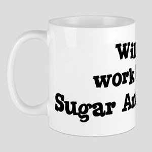 Will work for Sugar And Spice Mug