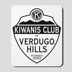 Kiwanis Club of Verdugo Hills Mousepad