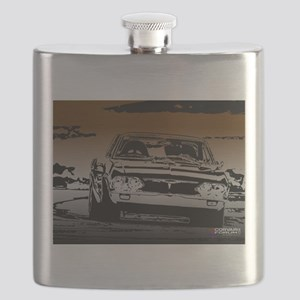 Late Model Corvair Flask