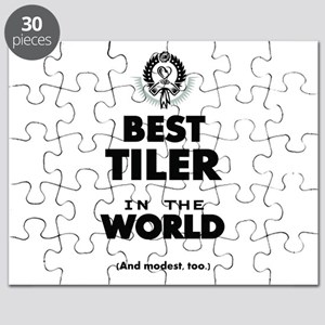 The Best in the World Tiler Puzzle