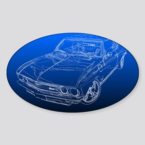 Late Model Corvair Sticker