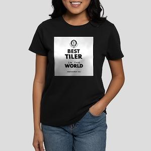 The Best in the World Tiler T-Shirt