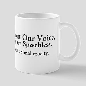 &Quot;Report Animal Cruelty&Quot; Mug