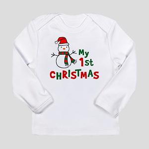 FirstChristmas Long Sleeve T-Shirt