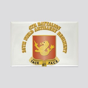 DUI - 4th Bn - 25th Field Artillery Regt with Text