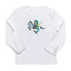 Sea Knight Infant Long Sleeve T-Shirt