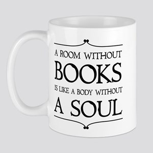 Room Without Books Mug