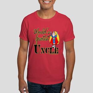 Super Uncle Dark T-Shirt