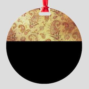 Vintage texture Ornament