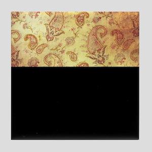 Vintage texture Tile Coaster