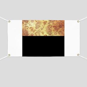 Vintage texture Banner