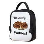 Fueled by Waffles Neoprene Lunch Bag