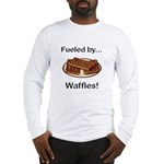 Fueled by Waffles Long Sleeve T-Shirt