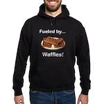 Fueled by Waffles Hoodie (dark)