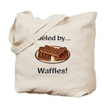 Fueled by Waffles Tote Bag