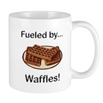Fueled by Waffles Mug