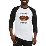 Fueled by Waffles Baseball Jersey