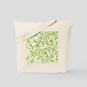 William Morris design: Scroll and Flower Tote Bag
