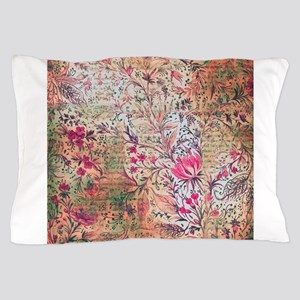 Old paper texture Pillow Case