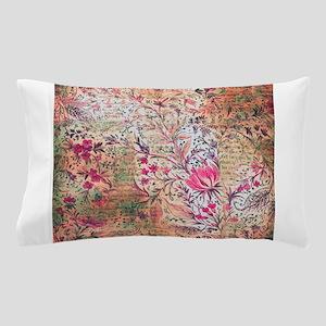 Old paper texture Pillow Case