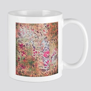 Old paper texture Mugs