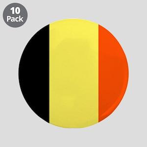 """Belgium Flag 3.5"""" Button (10 pack)"""