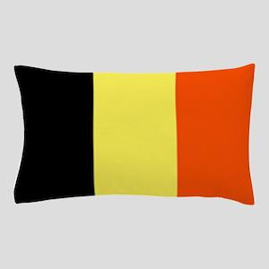 Belgium Flag Pillow Case