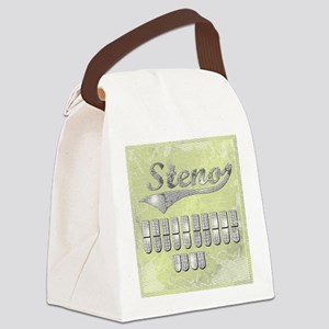 eat_drink_sleep_3 Canvas Lunch Bag