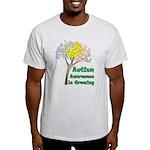Aspies of the world UNITE! T-Shirt
