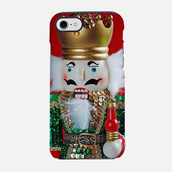 Christmas nutcracker iPhone 7 Tough Case