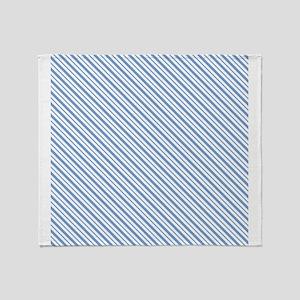 Simple pattern Throw Blanket