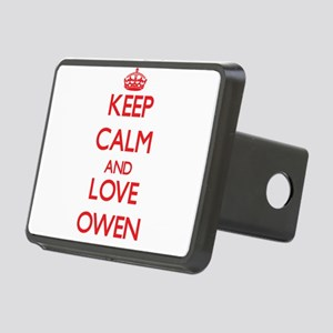 Keep calm and love Owen Hitch Cover