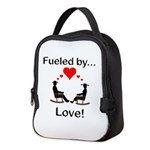 Fueled by Love Neoprene Lunch Bag