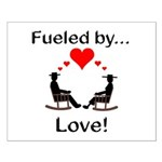 Fueled by Love Small Poster