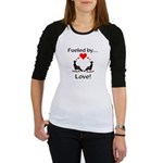 Fueled by Love Jr. Raglan