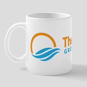 Life Raft Group Full Logo Mug