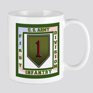 Big Red One Mug