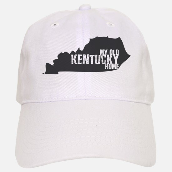 My Old Kentucky Home Baseball Baseball Cap