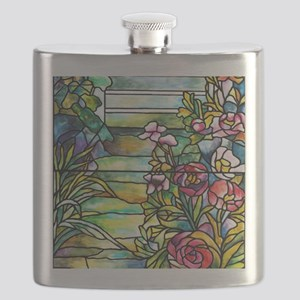 Robert Mellon House Flask