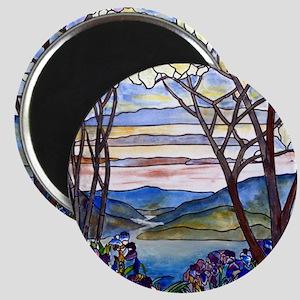 Frank Memorial Window Magnet