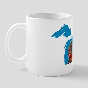 Great Lakes Michigan Harvest Mug