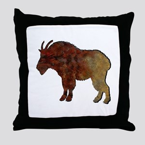 NEW TONED Throw Pillow