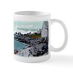 Monhegan Island 'Harbor' Mug