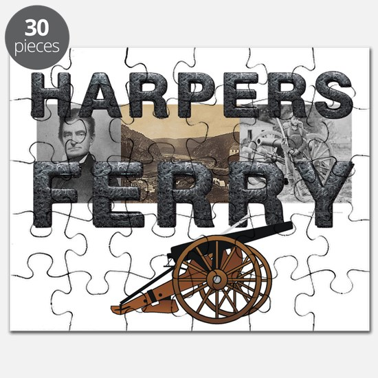 Harper's Ferry Americasbesthistory.com Puzzle