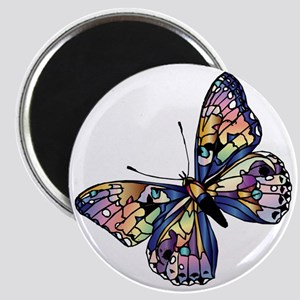 Exotic Butterfly Magnet
