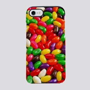 Colorful jellybeans iPhone 7 Tough Case