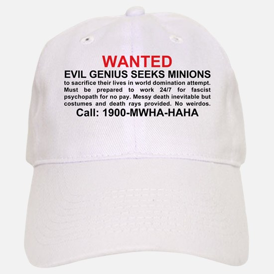 what I really need is minions Cap