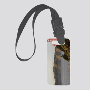 Golden Gate Bridge Poster Small Luggage Tag